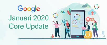 januari 2020 google core update