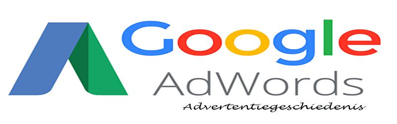 Versiegeschiedenis AdWords-advertenties