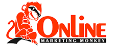 Online Marketing Monkey Logo