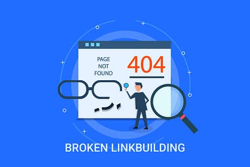 Broken linkbuilding: Profiteer van dode links