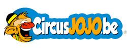 logo circus JOJO