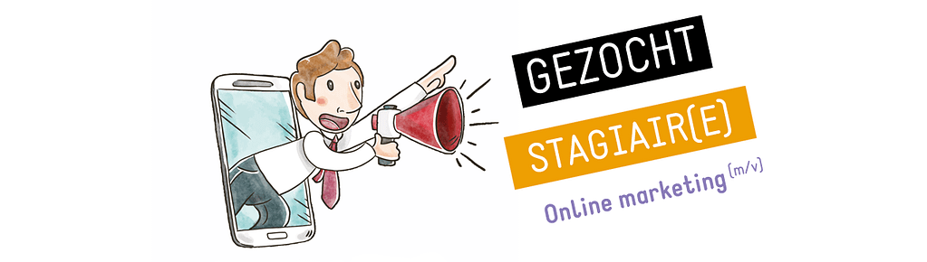 Online Marketing Stageplaats